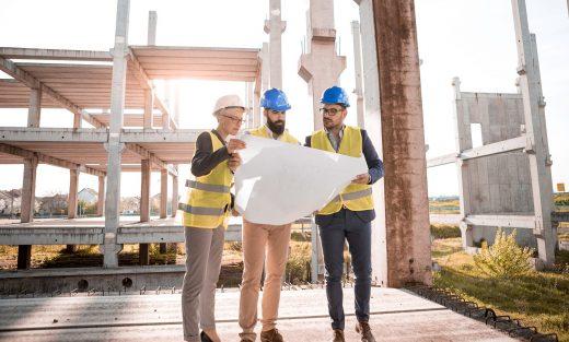 Projeto de construção civil