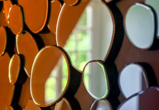 Vidro decoração